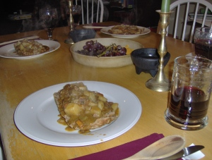 Our Medieval Feast