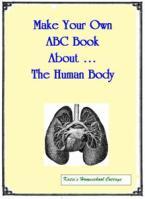 human body abc book cover web